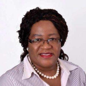 Dr Nomonde Mabuya