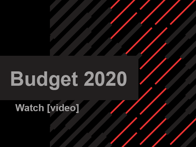 Watch the SABC News interview with Irene Charnley – Budget 2020