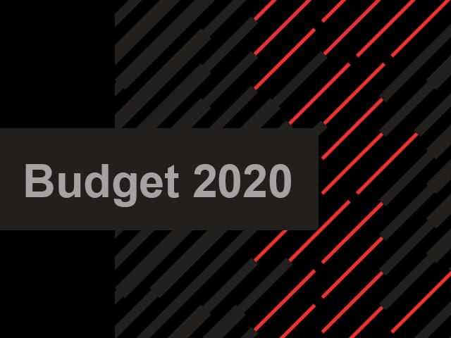 Budget 2020: Never waste a good crisis